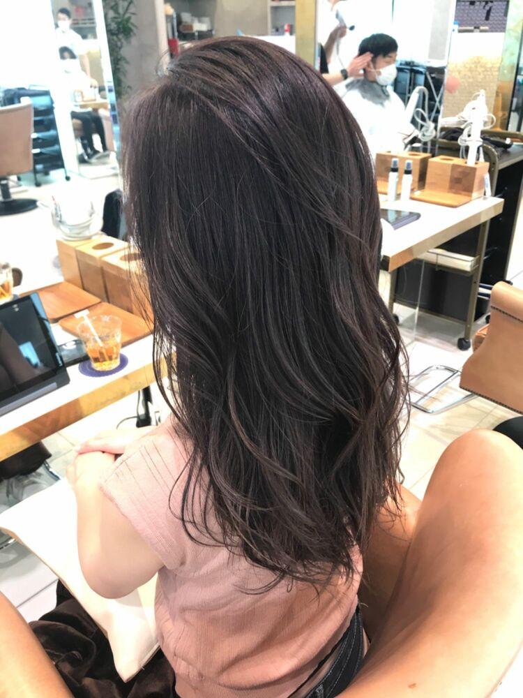 オトナ女子ならツヤ髪色っぽい髪がいい。