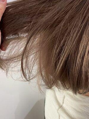 milktea beige 🧸🍼