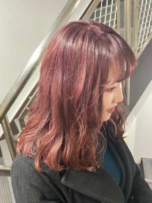 cassis pink