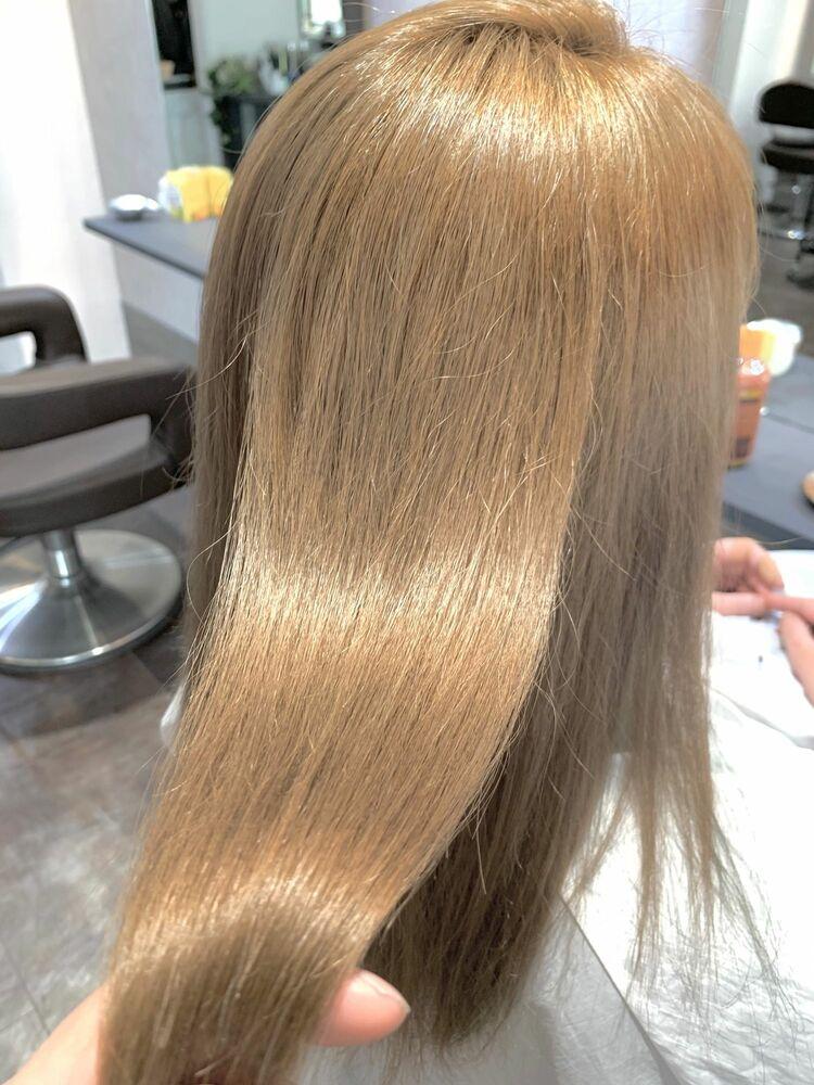 髪質改善トリートメント『サイエンスAQUA』