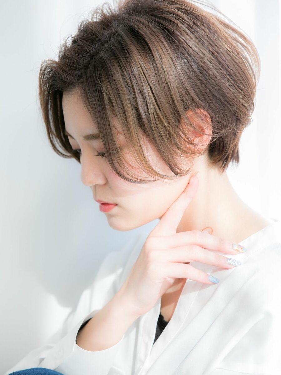 Euphoria松本 リアルショートカット