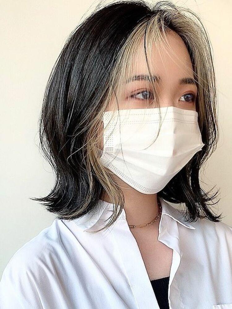 【morio原宿】フェイスフレーミング×ボブ