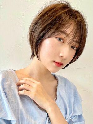天使の艶ショート☆20代.30代.40代のオススメヘア