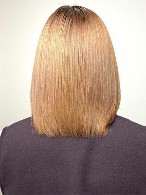 初めてで不安が多い方も多くくる髪質改善トリートメント専門店♪