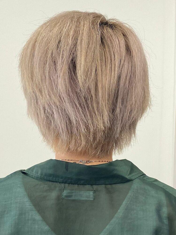 ★ブリーチ4回★ハイダメージ毛も艶髪に髪質改善トリートメント