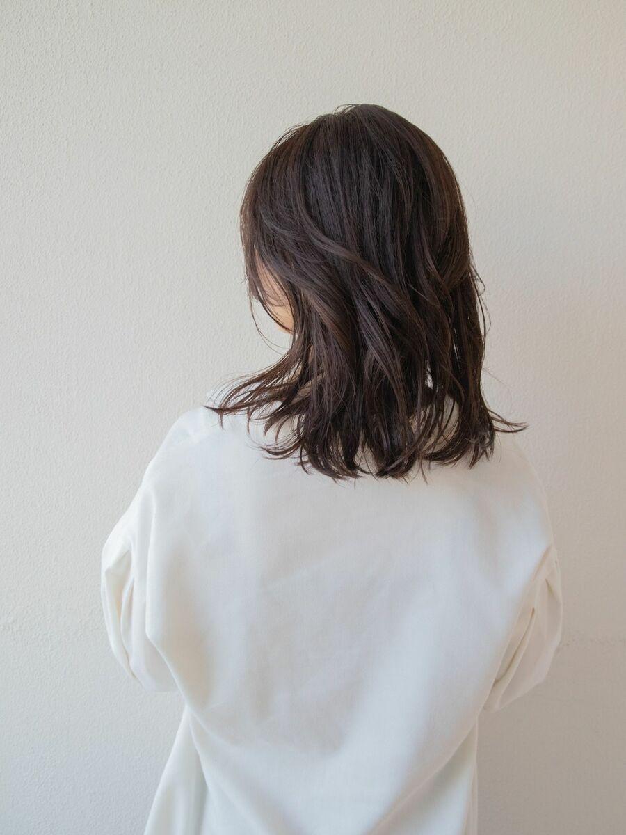 AFLOAT D'L 白川 大人な可愛い髪型