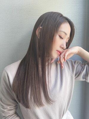 美髪うるつやストレート☆