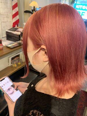 ピンクカラー/ペールピンク