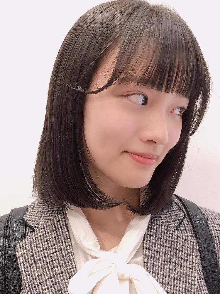 apish銀座/tomoスタイル 小顔前髪
