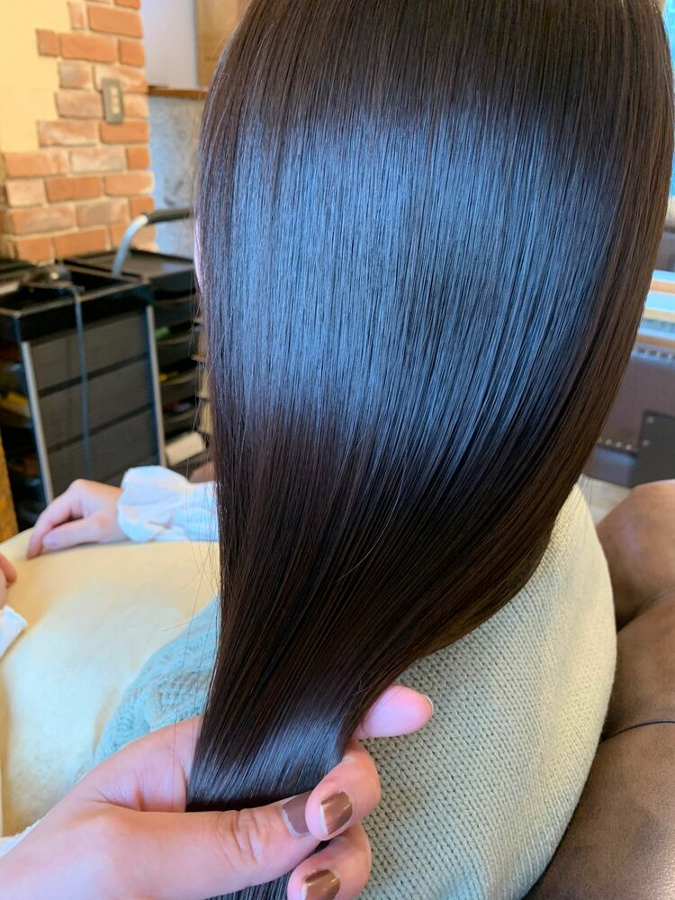 艶髪ミネコラ水素トリートメント