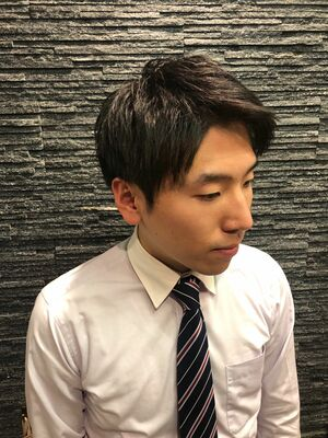 爽やかショート〈理容室/溜池/赤坂〉