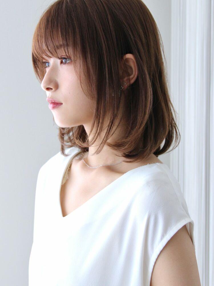 ひし形美髪シルエット・小顔ワンカール★
