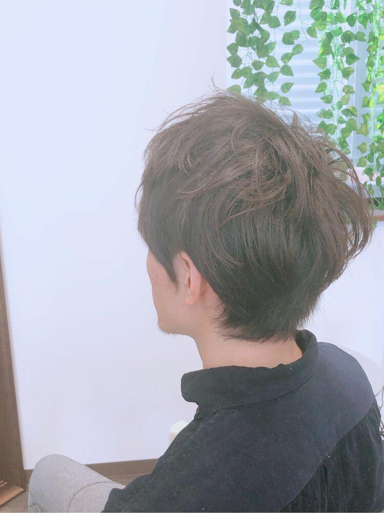 フェミニン☆メンズパーマ