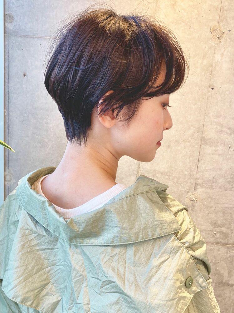 BALLOON HAIR 表参道店(ヒルズ裏 1分)ナチュラルショート