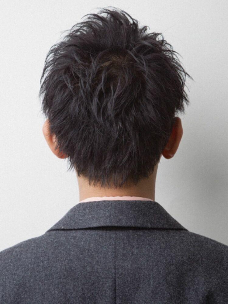 スタイリングに時間はかけません。忙しい方、朝に時間をかけたくない方にも嬉しい楽々ヘアになります。