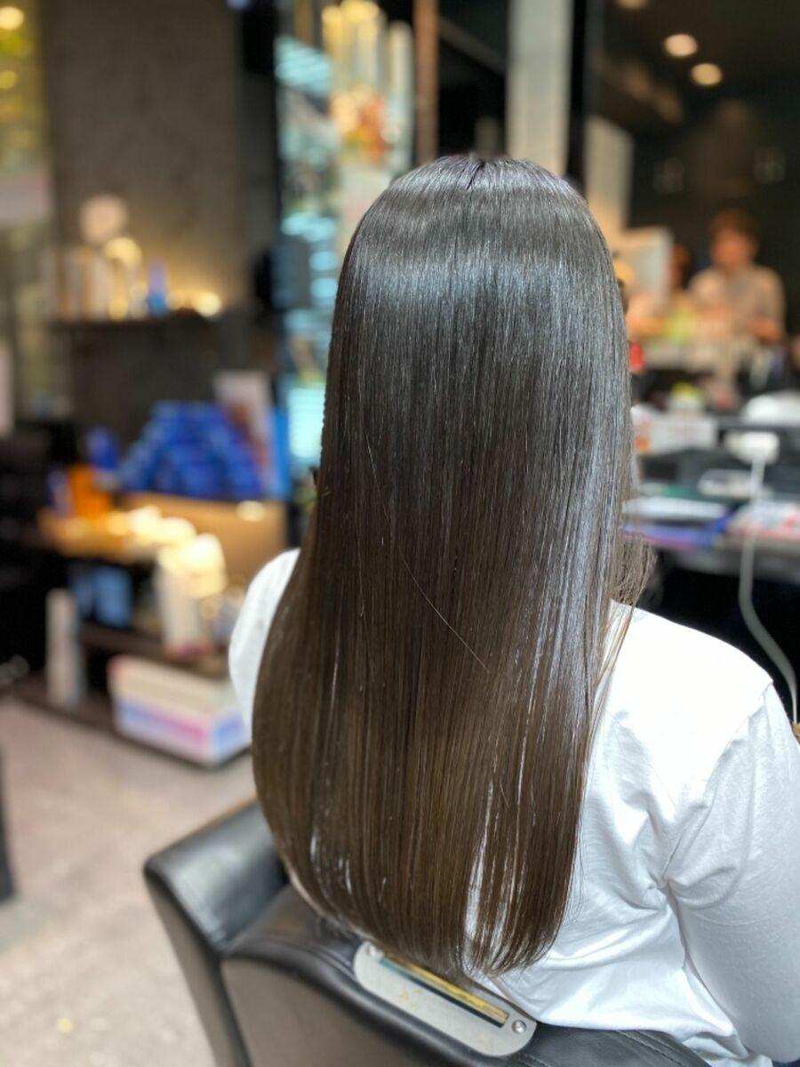 池袋/Luce圧倒的艶髪ストレート