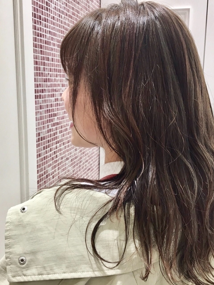 apish  ginZa*佐藤涼香*ハイライトMIX波巻きヘア