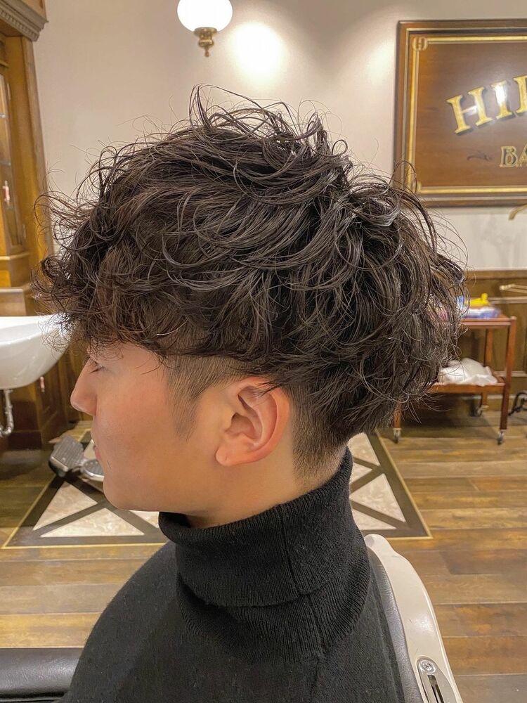 2020秋冬流行スタイル!女子ウケ◯かっこいい髪型No.1!ツーブロック/マッシュ/スパイラルパーマ