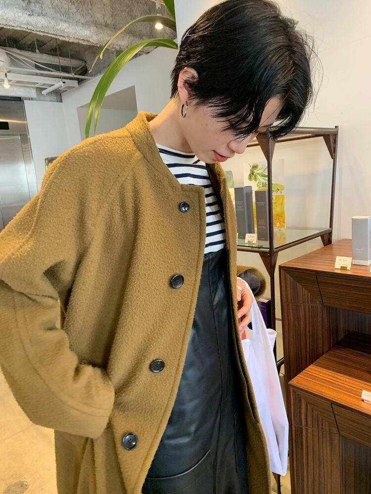 【神戸 CHEST】ハンサムショート