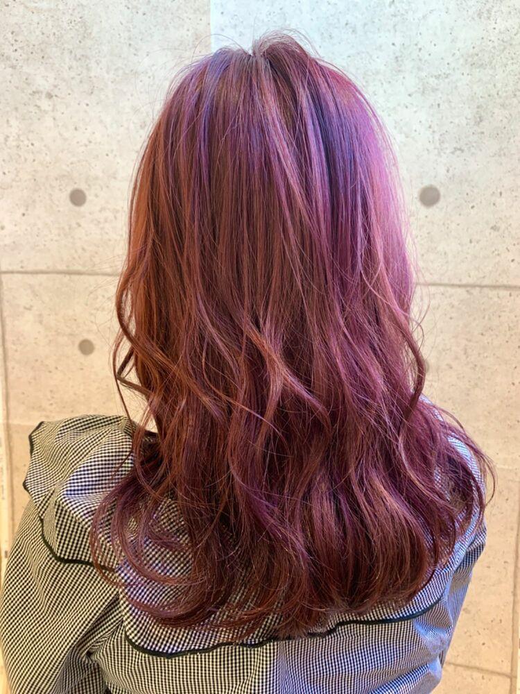 ★KAJIWARA★ピンク好きにはたまらないローズピンク