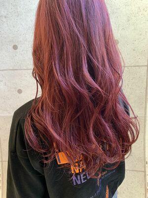 ☆KAJIWARA☆ピンク好きにはたまらないローズピンク