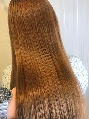 髪質改善縮毛強制