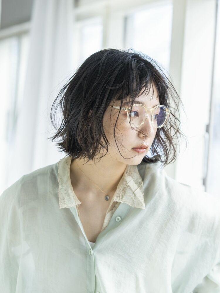 FILMS 銀座 荒井史行 ランダムカールでこなれ感!!