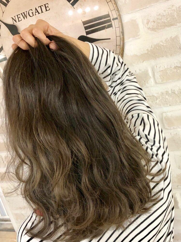 Richer hairsalon リシェル渋谷-勝又舞夏 ブルージュ