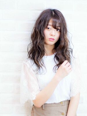 Richer hairsalon リシェル渋谷-勝又舞夏 モカブラウン