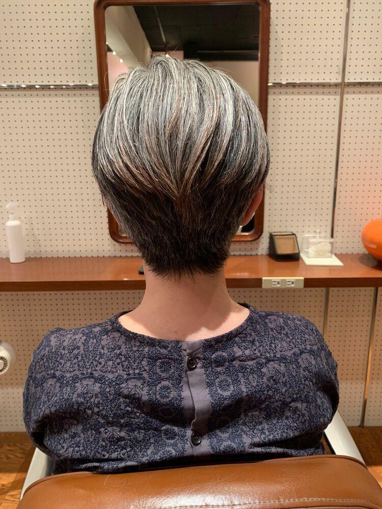 50代60代髪型