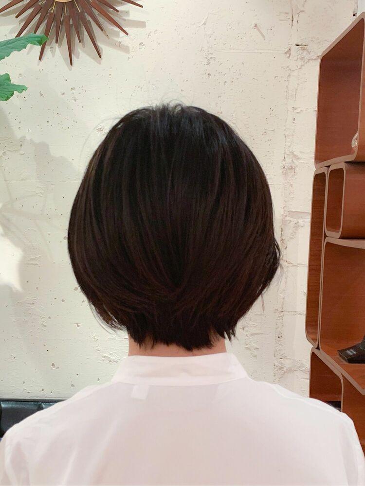 40代50代60代髪型