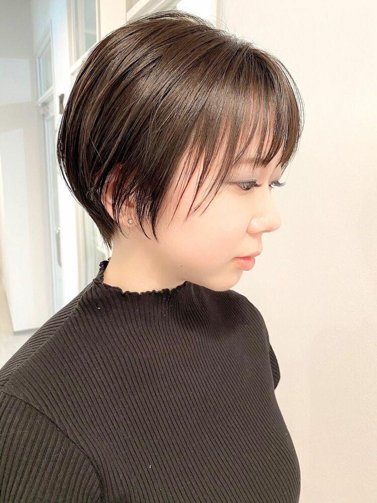 表参道・青山/VIE/つばさ☆横顔美人なショートヘア