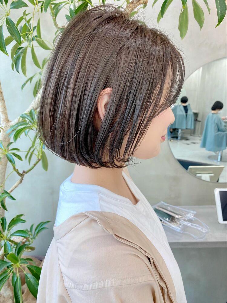 表参道・青山/VIE/つばさ☆カットが上手い◎大人可愛いボブスタイル