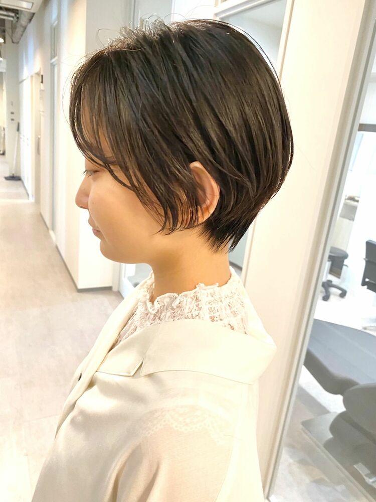 表参道・青山/VIE/つばさ☆カットが上手い◎オシャレなハンサムショート