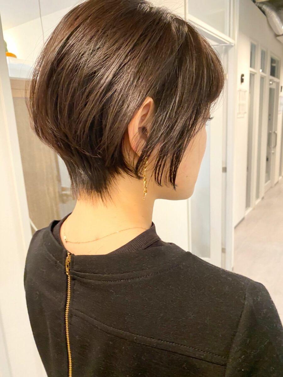 銀座/VIE/つばさ☆カットが上手い◎大人女性の為のショートヘア