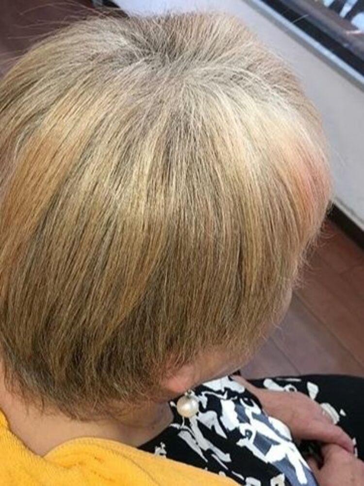 髪質改善(アシッドシェイパー)で輝髪を手に入れよう!✨