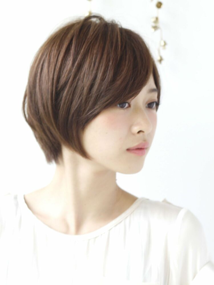 『dydi大洞拓也』シルエットが綺麗な大人綺麗な小顔ショート♬