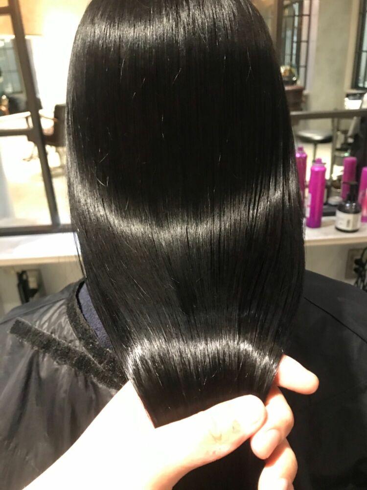 艶髪トゥルン✨髪質改善トリートメント