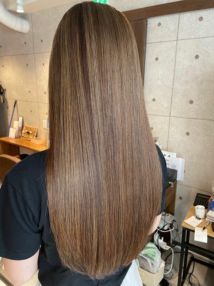 極上美髪!Tieオリジナルミネコラ!