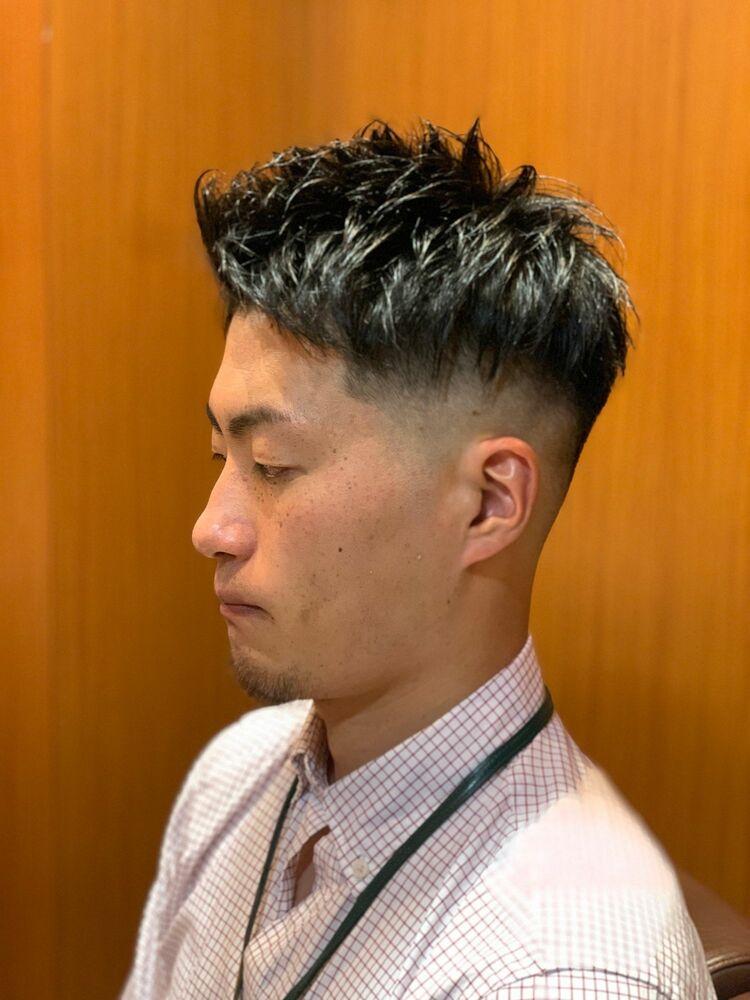 この髪質にはアイロンパーマがおすすめです。