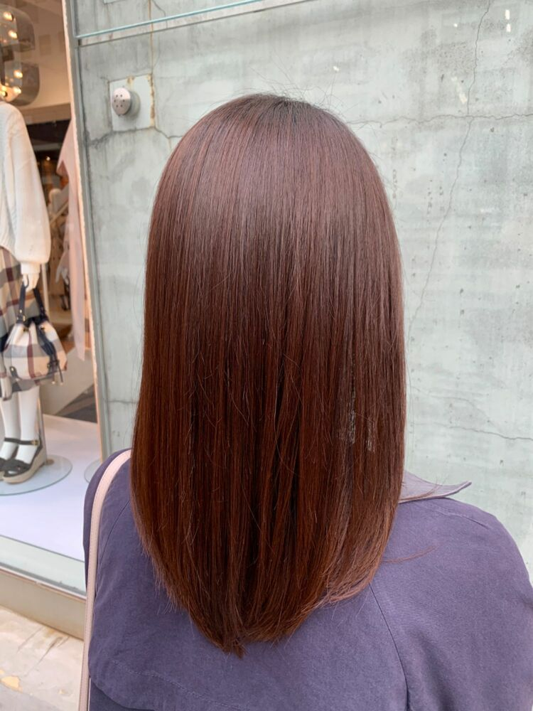 艶髪、髪質改善トリートメント