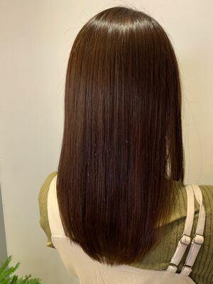 美髪♪髪質改善トリートメント♪