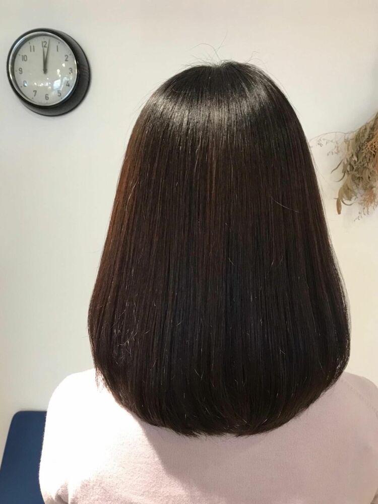 艶髪♪髪質改善トリートメント♪