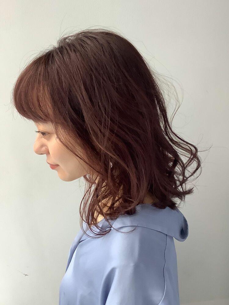 LIPPS銀座蓑田朝菜 横顔綺麗小顔スタイリング簡単再現ショート