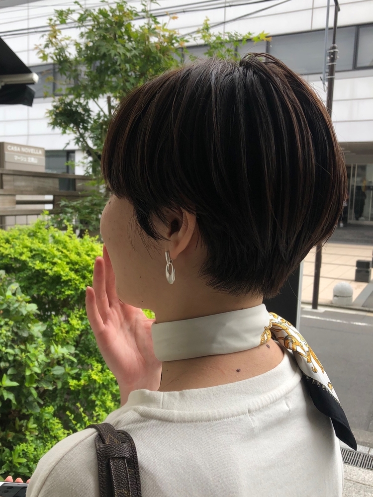 『Assort Tokyo』ハンサムショート 外苑前駅徒歩3分表参道駅徒歩15分