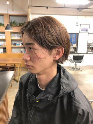 Assort Tokyo Mens ニュアンスボブ 外苑前駅徒歩4分