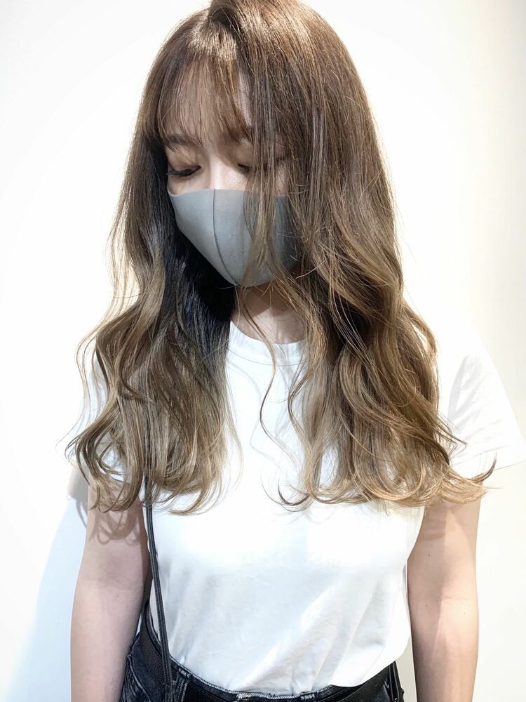 Air touch/balayage