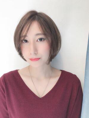 石田勇士郎 ふんわり☆大人可愛いい丸みショート