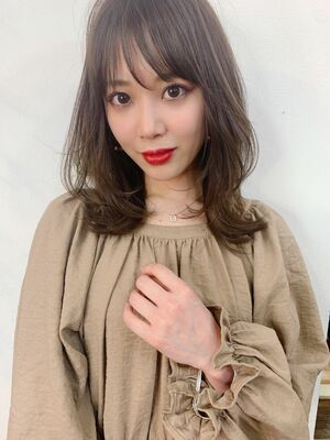 Lila by afloat吉祥寺2分/小笠原/ひし形レイヤーのショコラグレージュ/