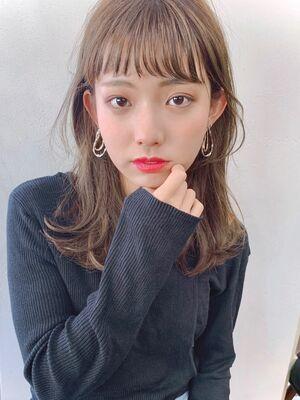 Lila by afloat吉祥寺2分/小笠原/ひし形レイヤーのアッシュグレージュ/